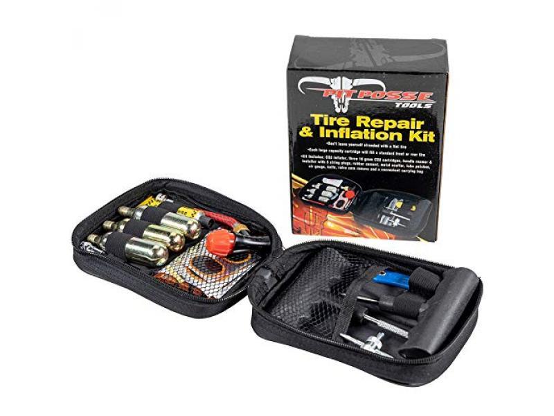 Pit Posse PP3167 Motorcycle Tire Repair Kit