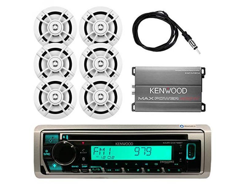 Kenwood Marine Outdoor Bluetooth Stereo