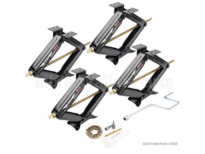 LIBRA Set of 4 5000lbs RV Trailer Stabilizer