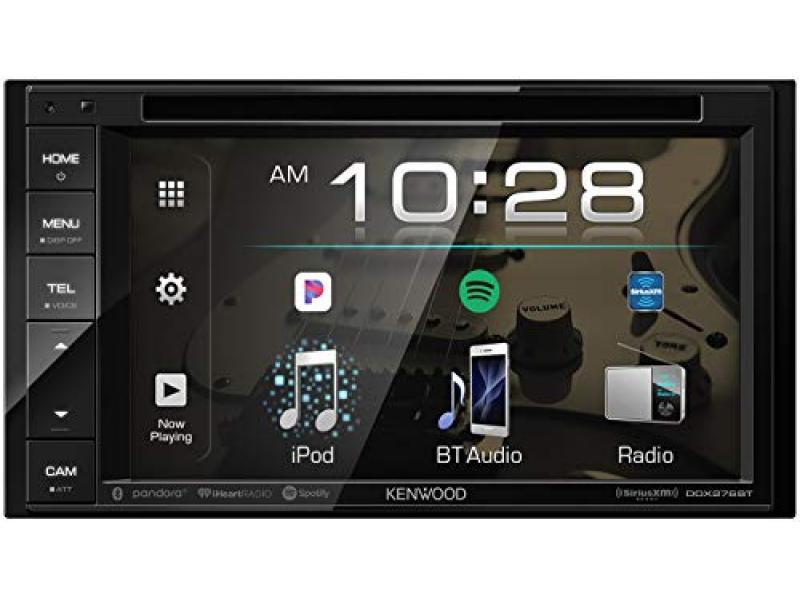 "Kenwood DDX276BT 6.2"" DVD Receiver with Bluetooth"