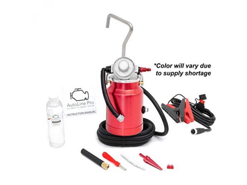 AutoLine Pro EVAP Vacuum Automotive Smoke Machine Leak Detector Diagnostic Tester