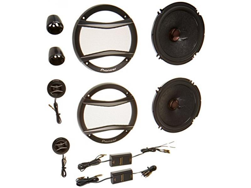 Pioneer TSA1606C Pioneer TS-A1606C 6-1/2 Inch Component Speaker Package