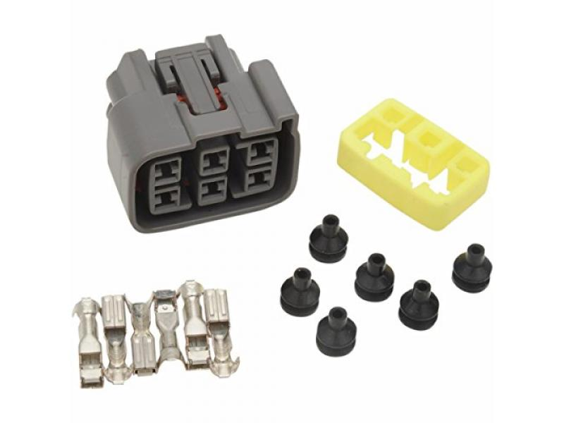 Ricks Motorsport Electric 11-114 Rectifier/Regulator Wiring Harness Connector Kit