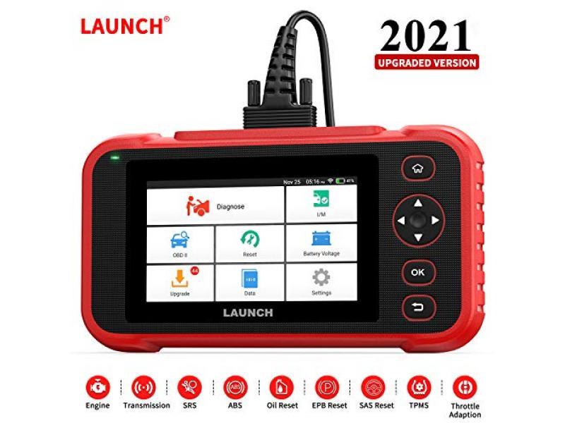 LAUNCH CRP129I OBD2 Scanner-Code Reader for Engine/ABS/SRS/Transmission