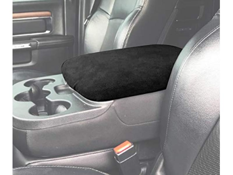 MOEBULB Center Console Armrest Soft Pad Protector Cover