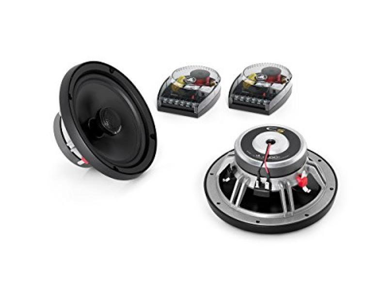 JL Audio C5-650 Evolution C5 Series 6-3/4 Component Spear System with C5-650X
