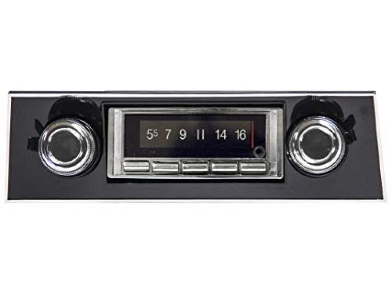 Custom Autosound Bluetooth Stereo