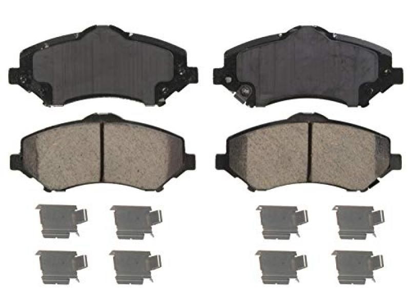 Wagner QuickStop ZD1327 Ceramic Disc Brake Pad Set