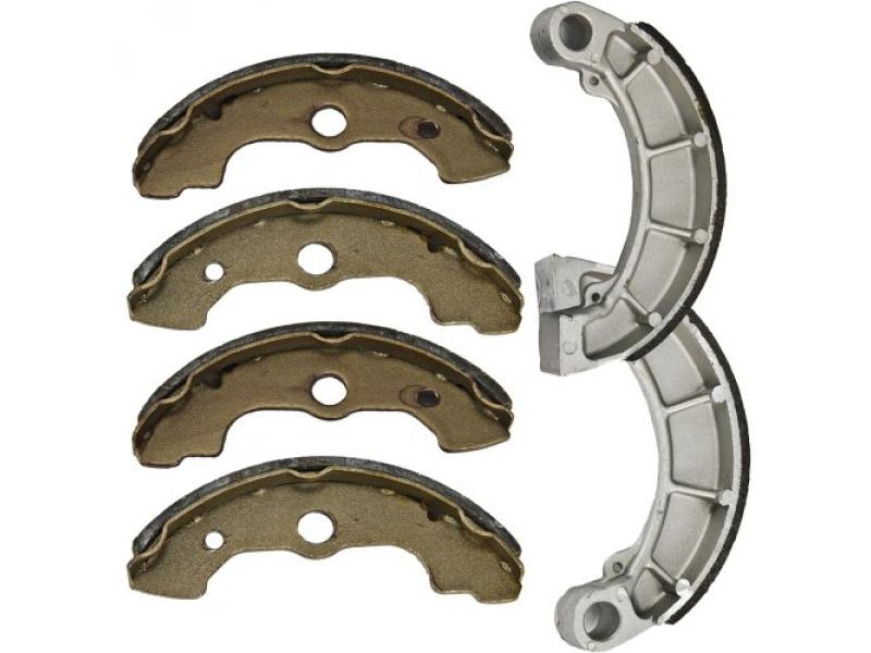 1995-2003 HONDA TRX 400 Fourtrax Foreman Front and Rear Brake Shoes