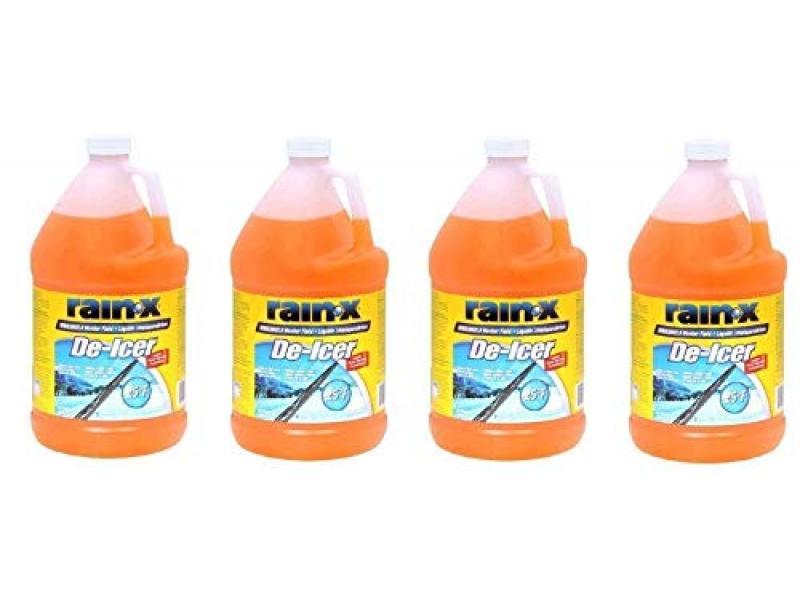 RainX RX68106 PREM DE-ICER Washer Fluid NO California