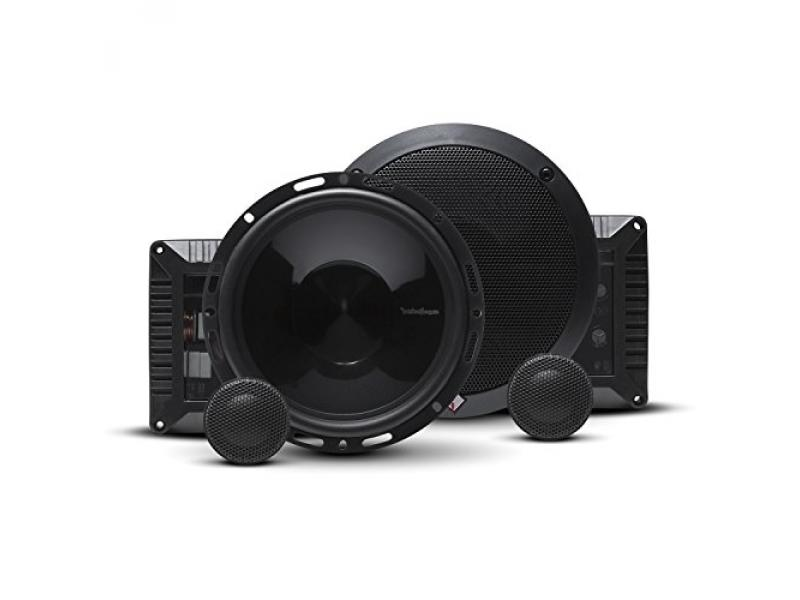 Rockford Fosgate T1650-S Power 6.50 2-Way Compatible Component Speaker System
