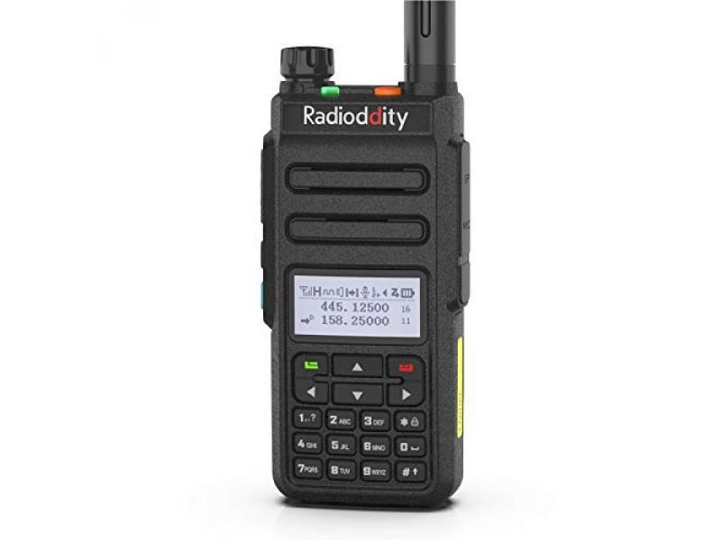 Radioddity GD-77 DMR Digital/Analog Two Way Radio Dual Band Dual Time Slot