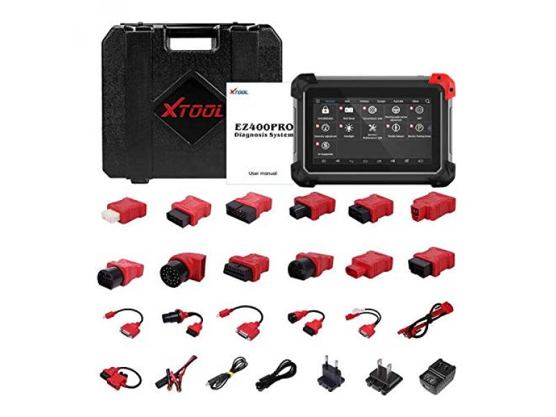 XTOOL EZ400 Pro OBD2 All System All Service Diagnosis Function