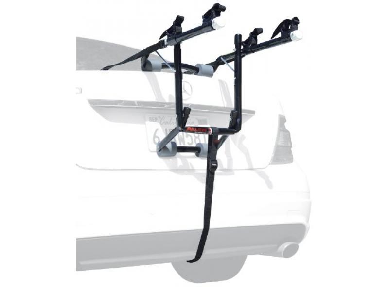 Allen Sports Deluxe 2-Bike Trunk Mount Rack (Model 102DB)