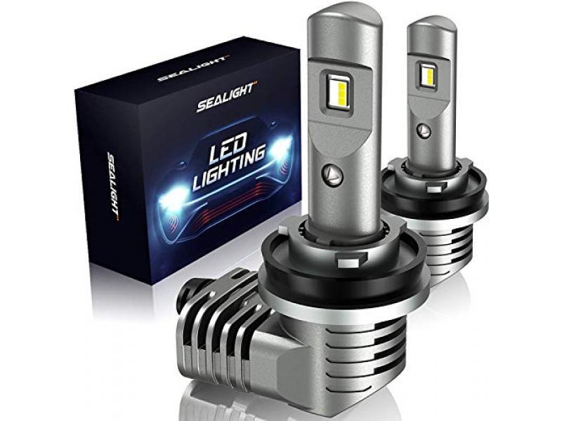 SEALIGHT S2 H11/H8/H9 LED Headlight Bulbs