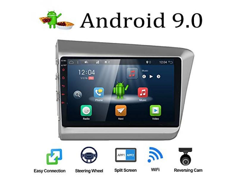 Android 9.0 Double Din Car Stereo