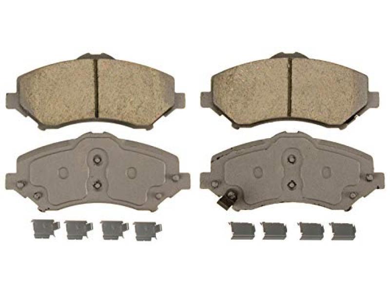 Wagner ThermoQuiet QC1273 Ceramic Disc Brake Pad Set