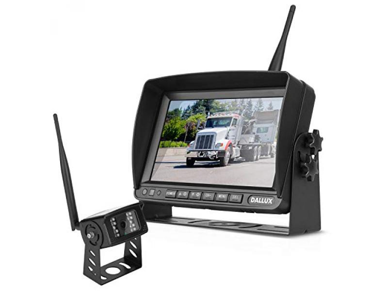 DALLUX Wireless Backup Camera Kit