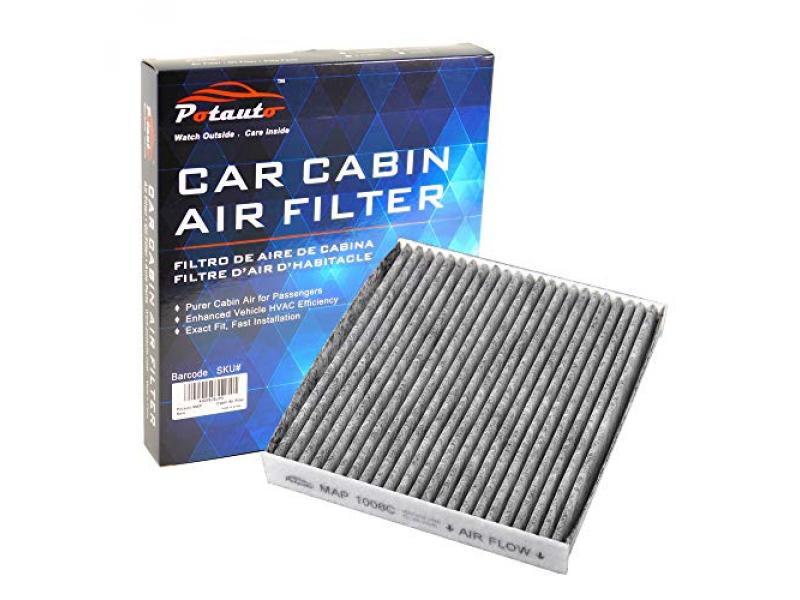 POTAUTO MAP 1008C (CF10285) Activated Carbon Car Cabin Air Filter