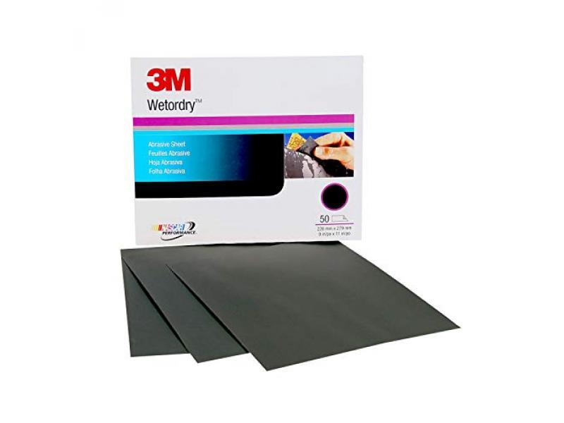 3M Wetordry Abrasive Sheet