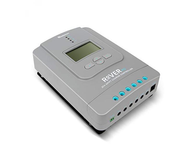 Renogy Rover 30 Amp 12V/24V MPPT Solar Charge Controller Battery Regulator