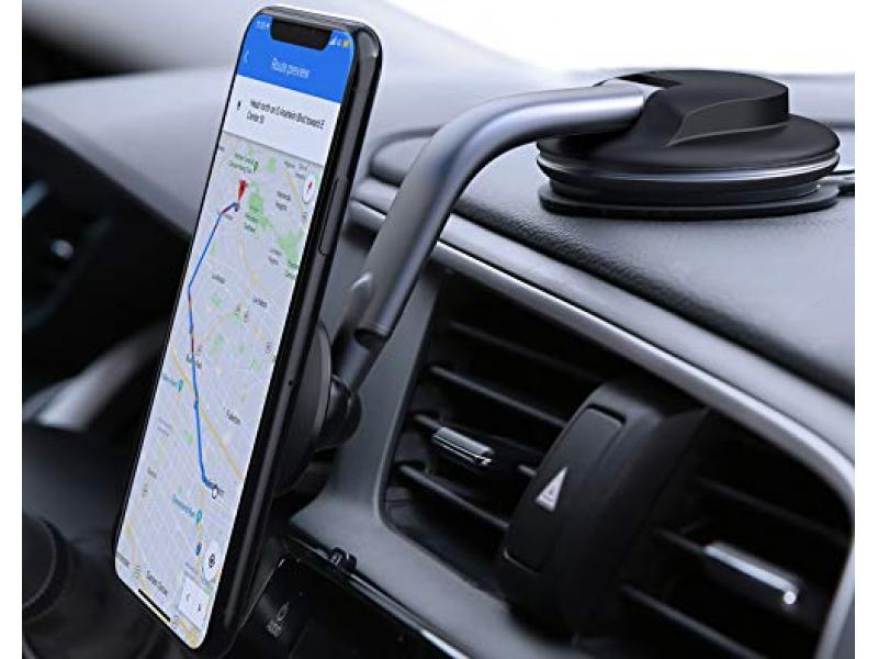 AUKEY Car Phone Mount 360 Degree Rotation