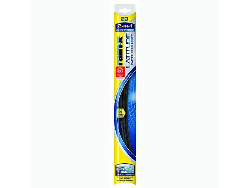 Rain-X 5079277-2 Latitude 2-IN-1 Water Repellency Wiper Blade