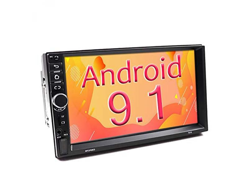 Binize 7 Inch Double Din Android Car Stereo
