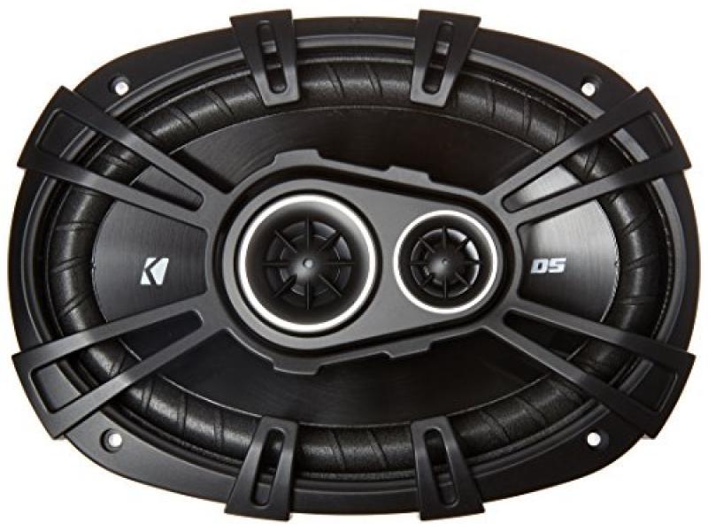 3-Way Car Audio Coaxial Speakers