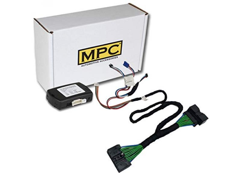 MPC Plug-n-Play Factory Remote Activated Remote Start Kit for 2014-2019