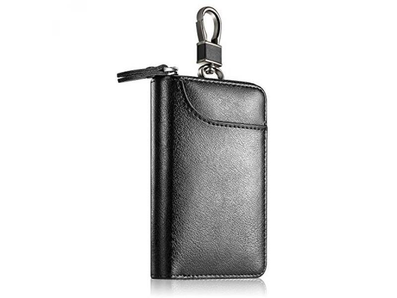 Genuine Leather Car Key case Big