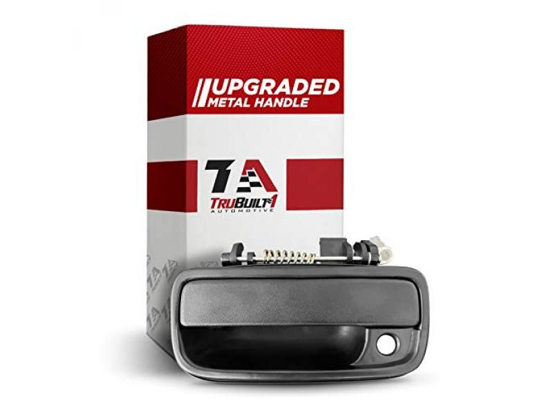 T1A Metal Upgrade Exterior Door Handle Replacement for 1995-2004 Tacoma