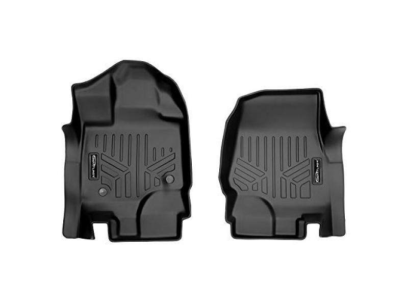 MAX LINER A0167-P for 2015-2021 Ford F-150 SuperCab or SuperCrew Cab (Black)