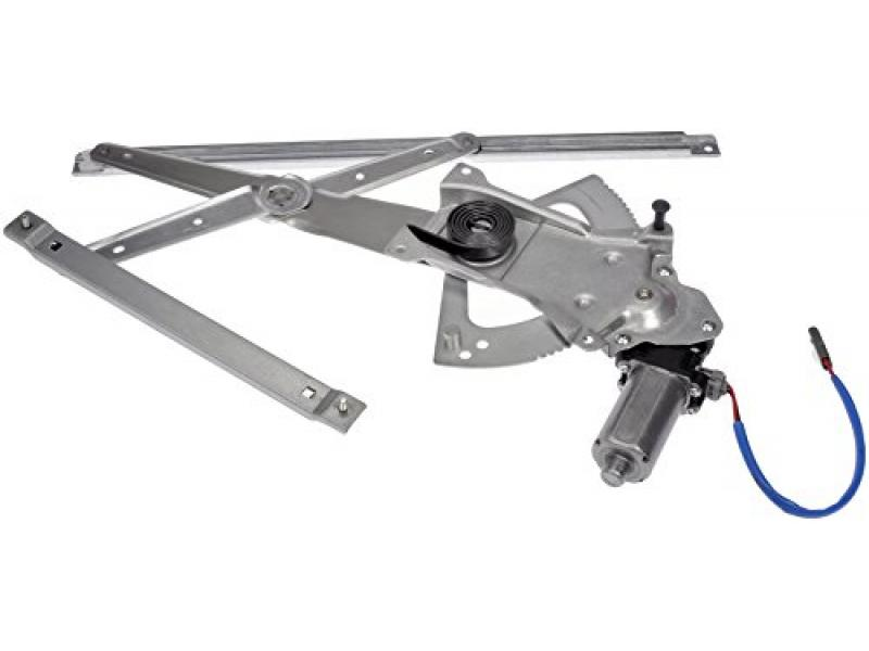 Front Driver Side Power Window Motor and Regulator Assembly