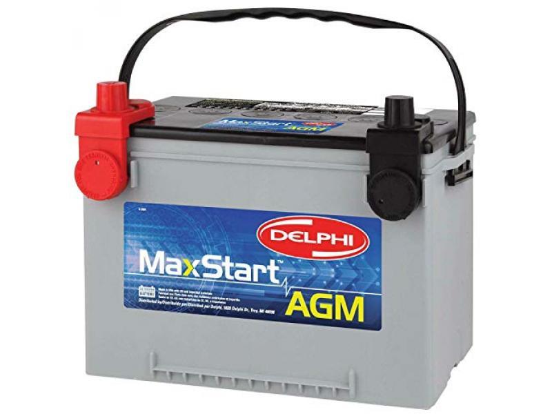Delphi BU9078DT MaxStart AGM Premium Automotive Battery