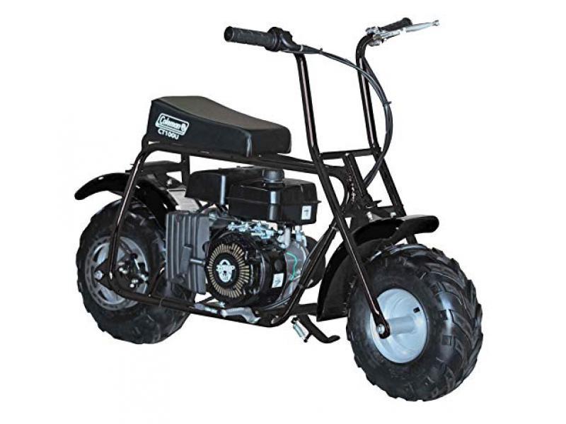 Coleman Powersports Mini Trail Bike (Gas Powered)