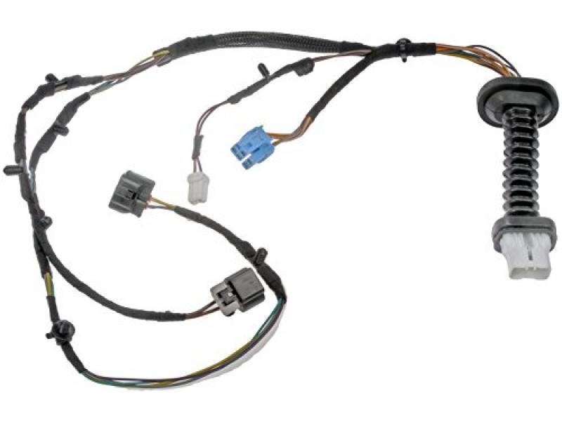 Dorman - Techoice 645-506 Door Harness with Connectors