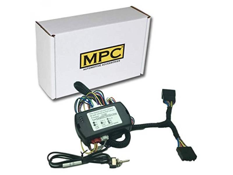 Remote Start for 2005-2007 Jeep Grand Cherokee