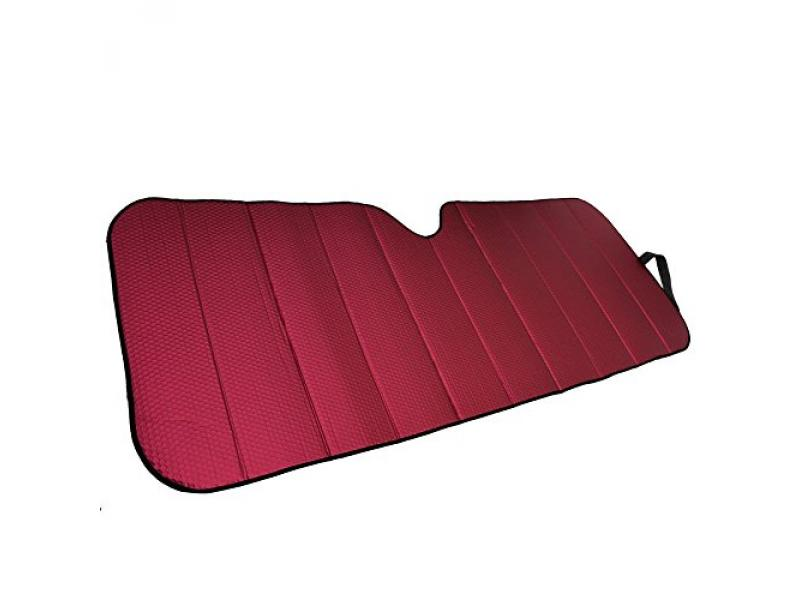 Motor Trend Front Windshield Sunshade - Pink