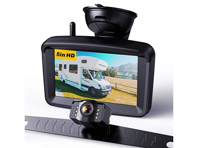 Wireless Backup Camera 5