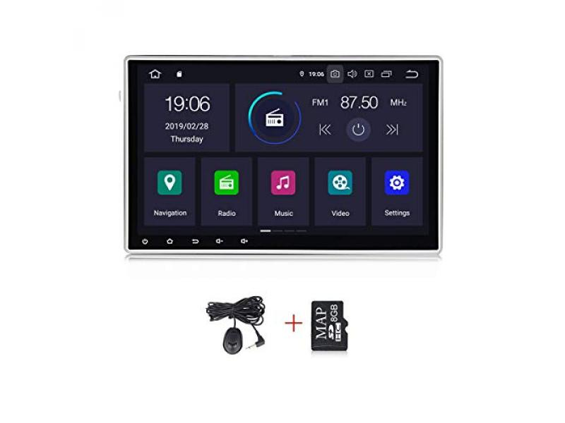 Android 10.0 OS 10.1 InchIPS Screen Car Stereo