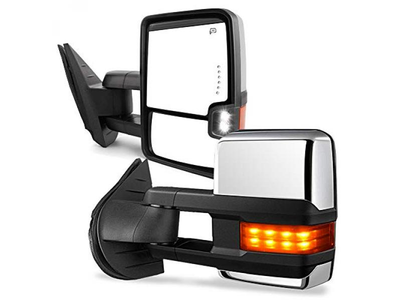 YITAMOTOR Towing Mirrors