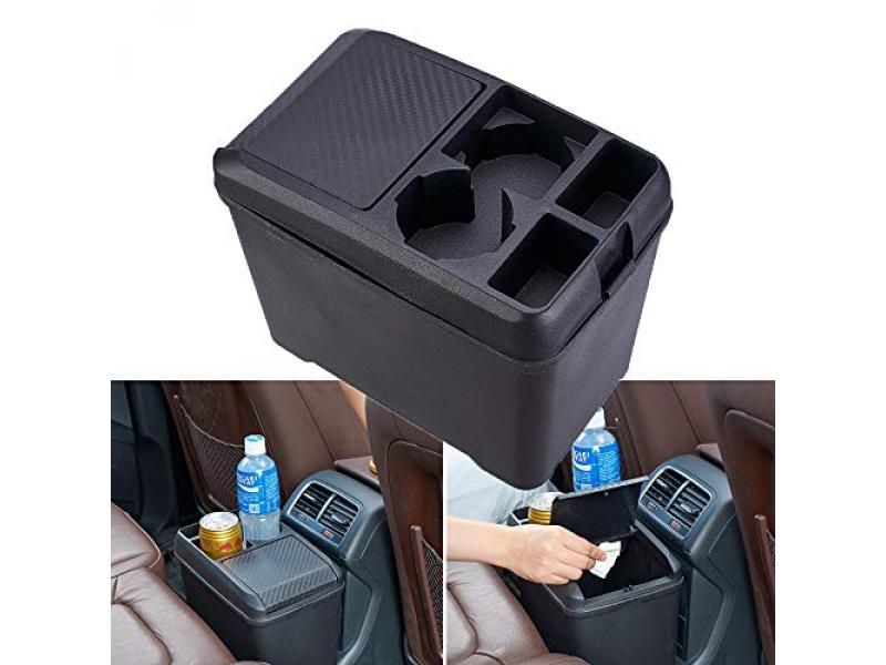 Car Trash Can Bin Waste Container