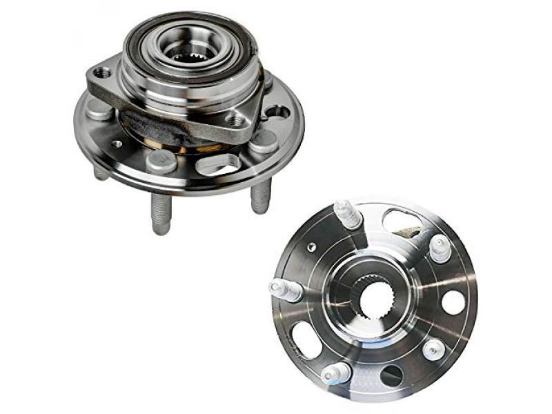 Detroit Axle - Front or Rear Wheel Hub Bearing