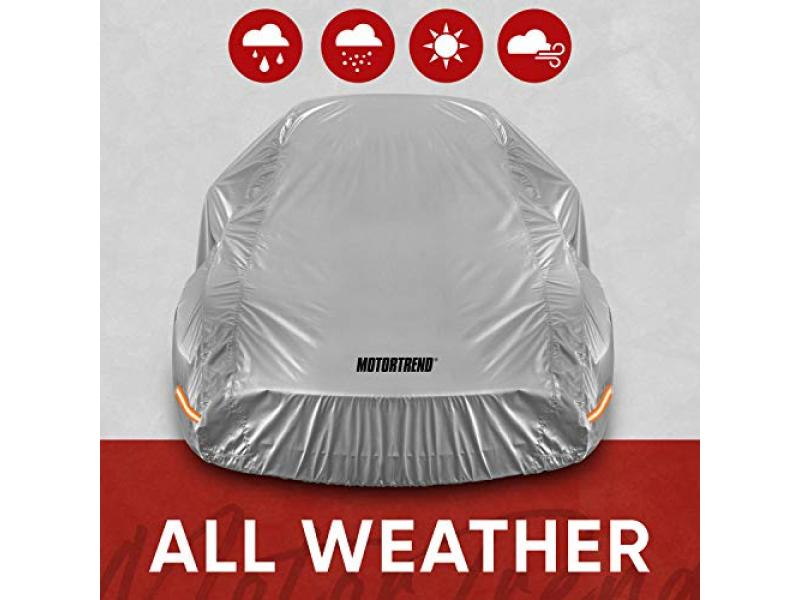 Motor Trend SafeKeeper All Weather Car Cover