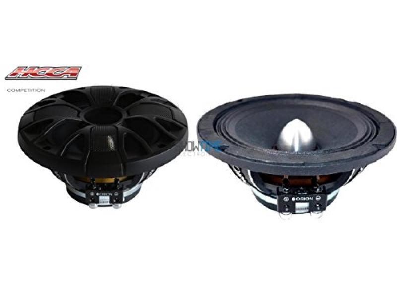 New Pair of Orion HCCA64N 1400 Watt 4-Ohm Loud Car Audio High Efficiency Mid-Range Speakers
