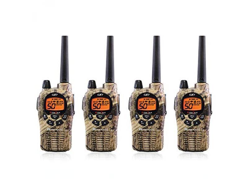 Midland GXT1050VP4 Long Range Walkie Talkie - 50 Channel