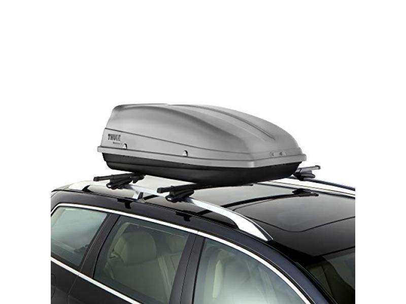 Thule Sidekick Rooftop Cargo Box Grey