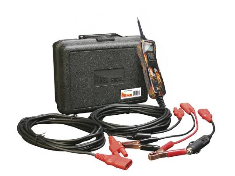 Power Probe III w/Case & Acc - Fire (PP319FIRE)