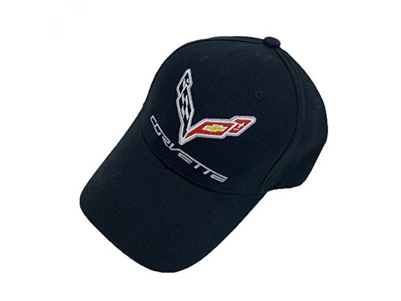 Wall Stickz Logo Embroidered Adjustable Baseball Caps for Men and Women